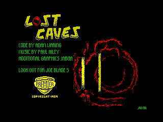 Lost Caves