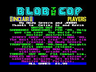 Blob the Cop