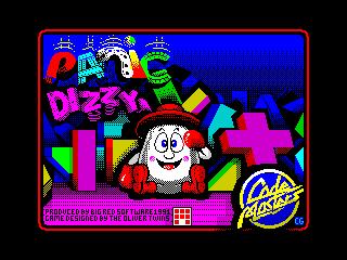 Panic Dizzy