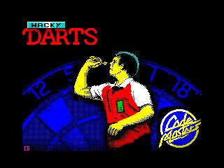 Wacky Darts