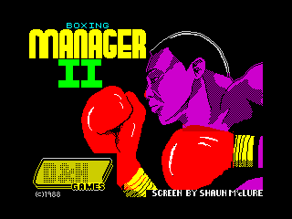 Boxing Manager 2
