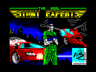 Real Stunt Experts, The