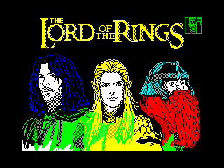 Lord of the rings v.2