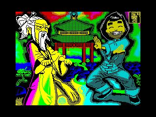 Drunk Kung-Fu
