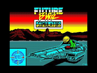 Future Bike Simulator