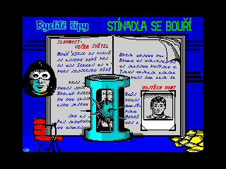 Rychle Sipy 2: Stinadla Se Bouri