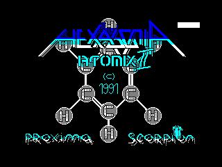 Atomix II: Hexagonia