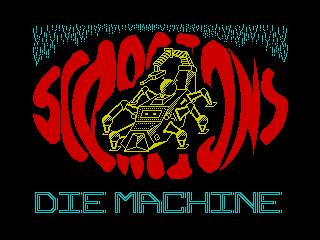 Scorpions: Die Machine