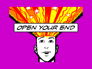 Open Your End (Open Your End)