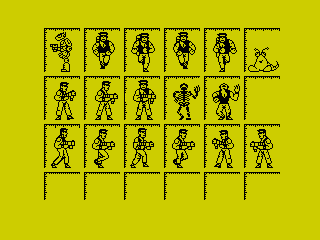 Vindicator Sprites (Vindicator Sprites)