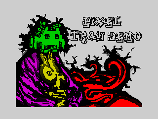 Pixel Megademo Siski (Pixel Megademo Siski)