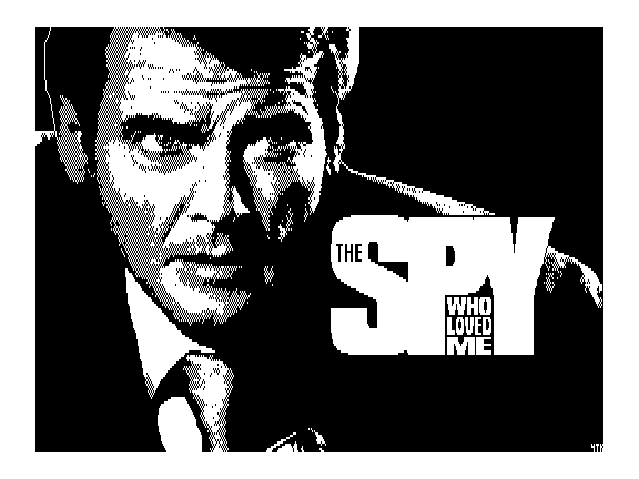 The Spy Who Loved Me (Timex 512x192) (The Spy Who Loved Me (Timex 512x192))