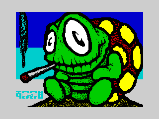 Smokin' Turtle