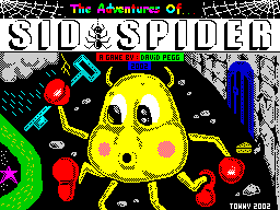 Adventures of Sid Spider, The