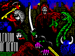 Legion of death