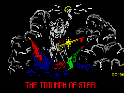 The triumph of steel