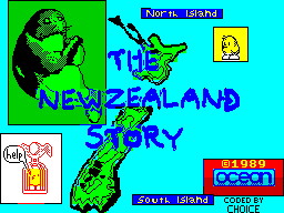 New Zealand Story, The