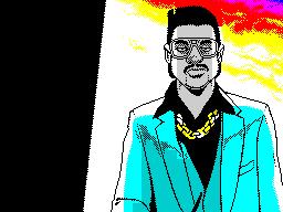 ZX Grand Theft Auto Vice City - Lance