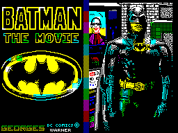 BATMAN. THE MOVIE