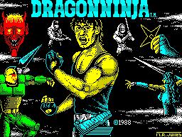 Dragon Ninja