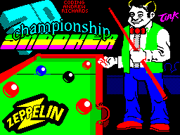 Championship 3D Snooker
