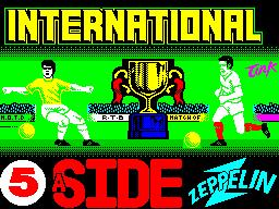International 5-a-Side