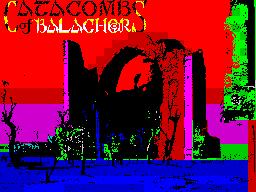 Catacombs of Balachor