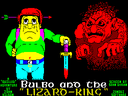 Bulbo and the Lizard-King