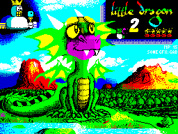 Little Dragon 2