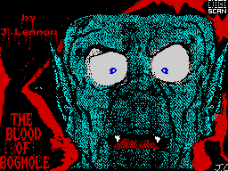 Blood of Bogmole, The