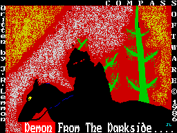 Demon from the Darkside