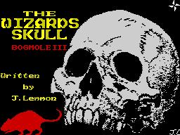 Wizards Skull, The