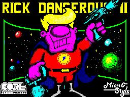 Rick Dangerous 2