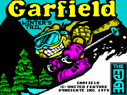Garfield - Winter's Tail