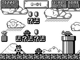 ZX meets Mario