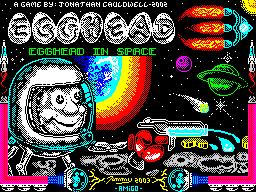 Egghead in Space