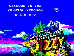 Crystal Kingdom Dizzy Menu