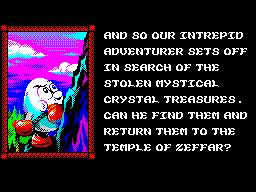 Crystal Kingdom Dizzy illustration 1