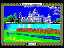 Calcuta. Victoria Memorial