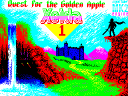 Xelda 1: Quest for the Golden Apple