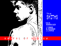 The SMITHS. HATFUL OF HOLLOW.