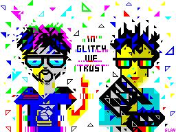 In Glitch We Trust