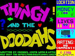 Thingy and the Doodahs
