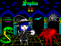 Sophia II loading screen