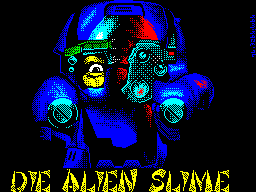 Die Alien Slime