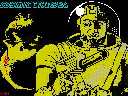 Cosmic Cruiser
