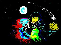 Star of Halloween