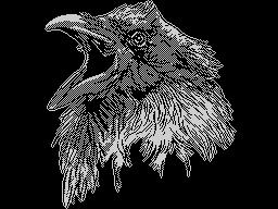 Totem: raven