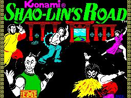 Shao-Lin's Road