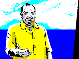ZX Grand Theft Auto Vice City - Diaz